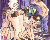 Preliminary Playboy Carto...