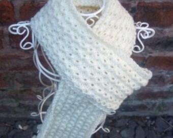 knitting pattern pdf file scarf