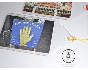 Fortune Teller Bookmark