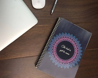 Success Journal, Bullet Journal, Planner, Self-Development Journal, Guided Journal