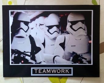 Matt the Radar Technician, Teamwork Motivational Poster, Printable, Digital Download