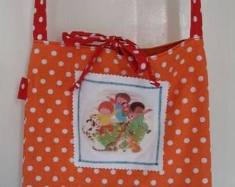 Sac pour petite fille - Orange