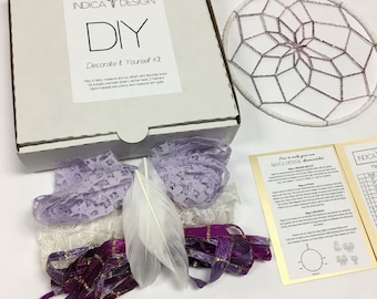 DIY Dreamcatcher Kit Party Package