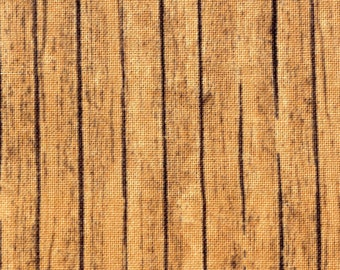 Landscape Elegance - Wood Boards Brown (357-BRO) by Elizabeth's Studio Cotton Fabric Yardage