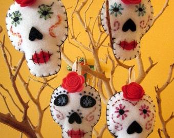 Calavera ornaments