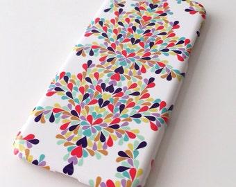 Rain phone case // Pattern phone case // iPhone X / 8 / 8 Plus / 7 / 7 Plus / 6 / 6S / SE / 5 / 5S // Samsung G. S9/S7/S6/S6 Edge/S5