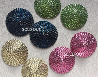 Sample Sale Crystal Burlesque Pasties