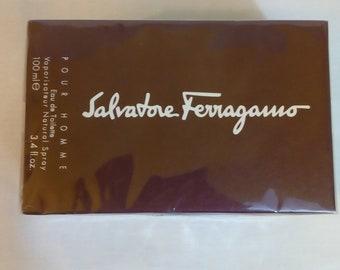SALVATORE FERRAGAMO PARFUM - Natural Spray Made In Italy