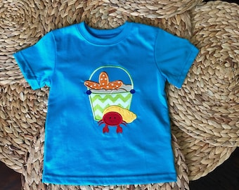 Fun In The Sun Hermit Crab Shirt