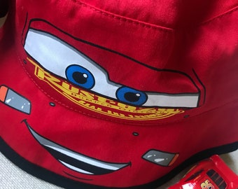 Lighting McQueen Bucket Hat