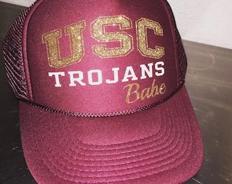 USC trojans babe