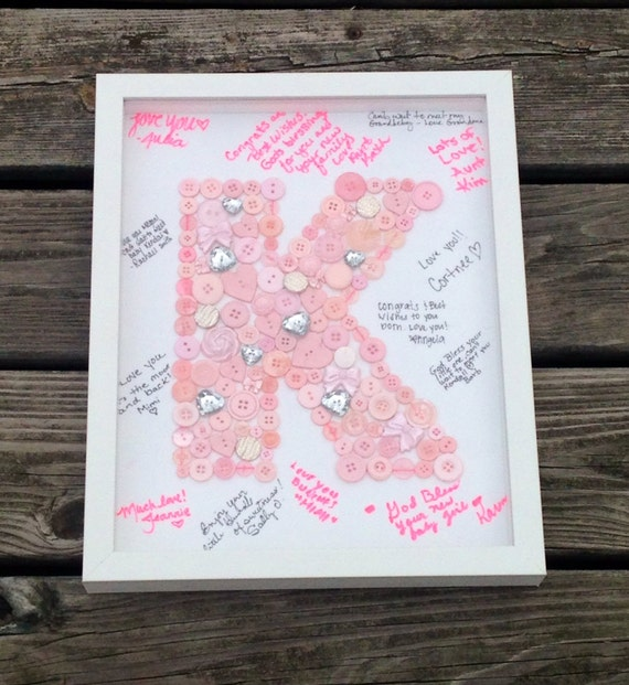 Letter From Baby To Baby Shower Guests