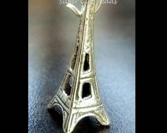 Sterling Silver Eiffel Tower Charm -29mm