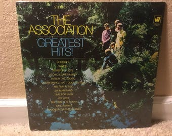 Sealed The Association Greatest Hits LP WS 1767