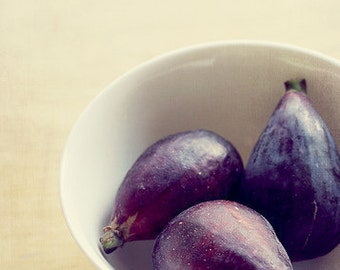Art For Kitchen figs Fine Art Food Photography Kitchen Art fruit still life photography fruit wall decor Kitchen wall art fruit purple art
