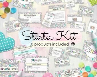 Dot Dot Smile Starter Kit/Bundle, 50%OFF, 10 Products Included, DDS Bundle Set, Dot Dot Smile Package