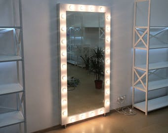 Vanity mirror etsy aloadofball Image collections