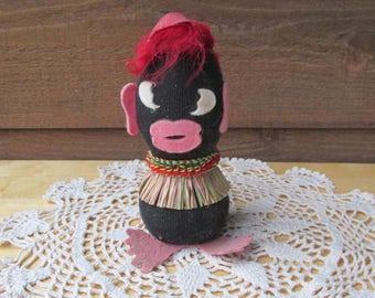 Vintage Black Doll | 1960s Gift