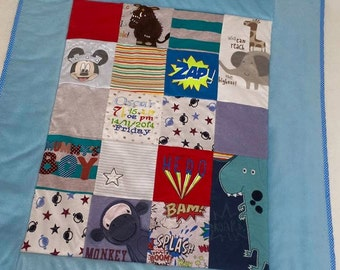 Memory quilt-Made from your babies clothes,Keepsake