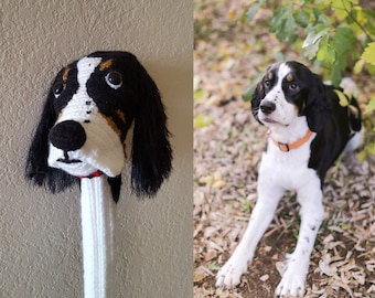 CUSTOM Dog Headcover
