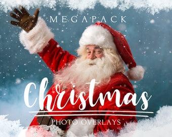 MegaPack Christmas overlays