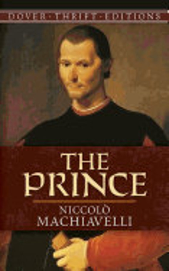The Prince ( Dover Thrift Editions )