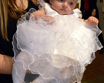 Baptism,  Christening or Wedding Headband