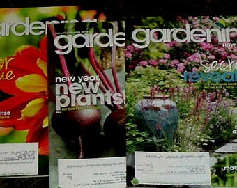 GARDENING - How To Bring Your GARDEN To LIFE - 2014