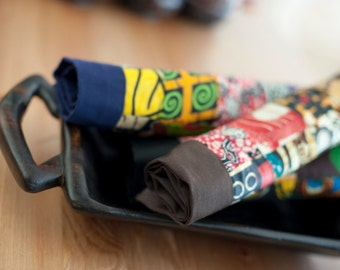 African Pattern Placemats