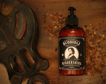 Widdershins Hand & Body Lotion - Frankincense and Myrrh