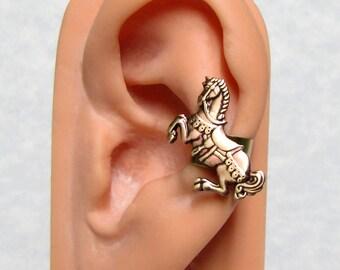 Horse Ear Cuff
