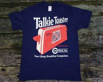 Red Dwarf - Talkie Toaster Breakfast Companion T-shirt