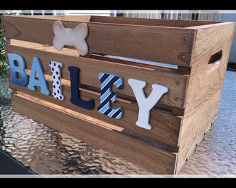 """Toy Box - The """"Bailey"""""""