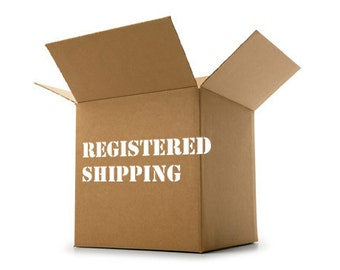 Discounted Upgrade to Registered Shipping