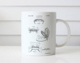 Toilet Seat Mug, Bathroom Mug, Toilet, Bathroom Mugs, Bathroom Mug, Bathroom Decor, Restroom Decor PP0130