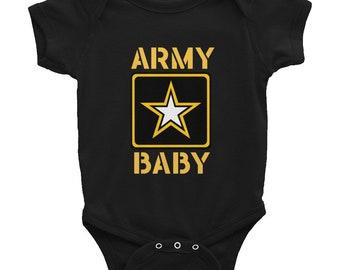 Army Baby Onesie Bodysuit