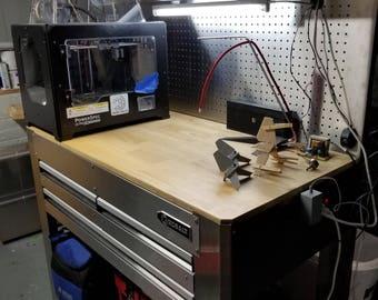 Custom 3D Printing Service, Large & Small!