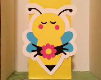 Cute Bumblebee Goody Bag
