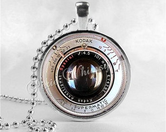 jewelry map necklace black teal white photographer camera images chain best on shutterbagusa photography pinterest pendant