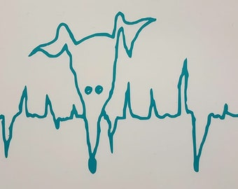 Healthy Heartbeat Decals - Nellie Doodles