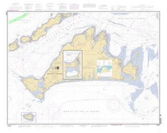 Martha's Vineyard Map 2011