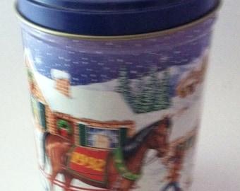 Vintage Life Savers Christmas Tin