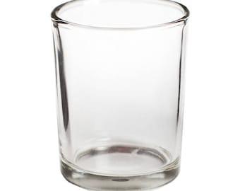 Votive Glass Cup