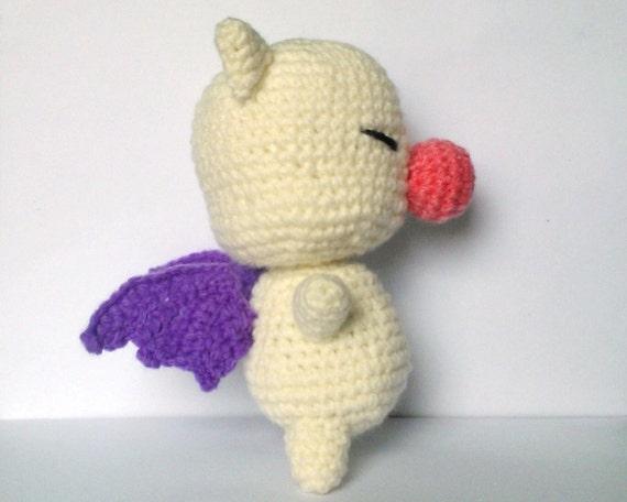 Amigurumi Dragon Wings : Wings crochet pattern pdf instant download