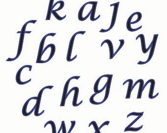 FMM Alphabet Set Lower Case Script Tappit