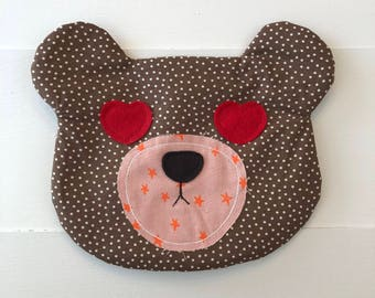 Bear Pouch - Montgomery