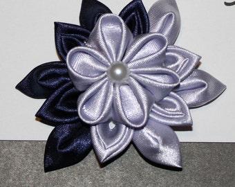 Kanzashi flower #1