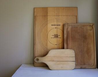 Vintage Pastry Board