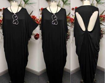Versatile Designer Dress, Boho Dress, Peek a boo dress, Long Maxi Summer Dress, Loose Dress, Designer Dress