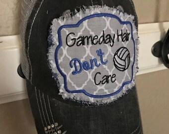 Volleyball Mom Cap